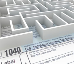 April 15 is Tax Filing Day